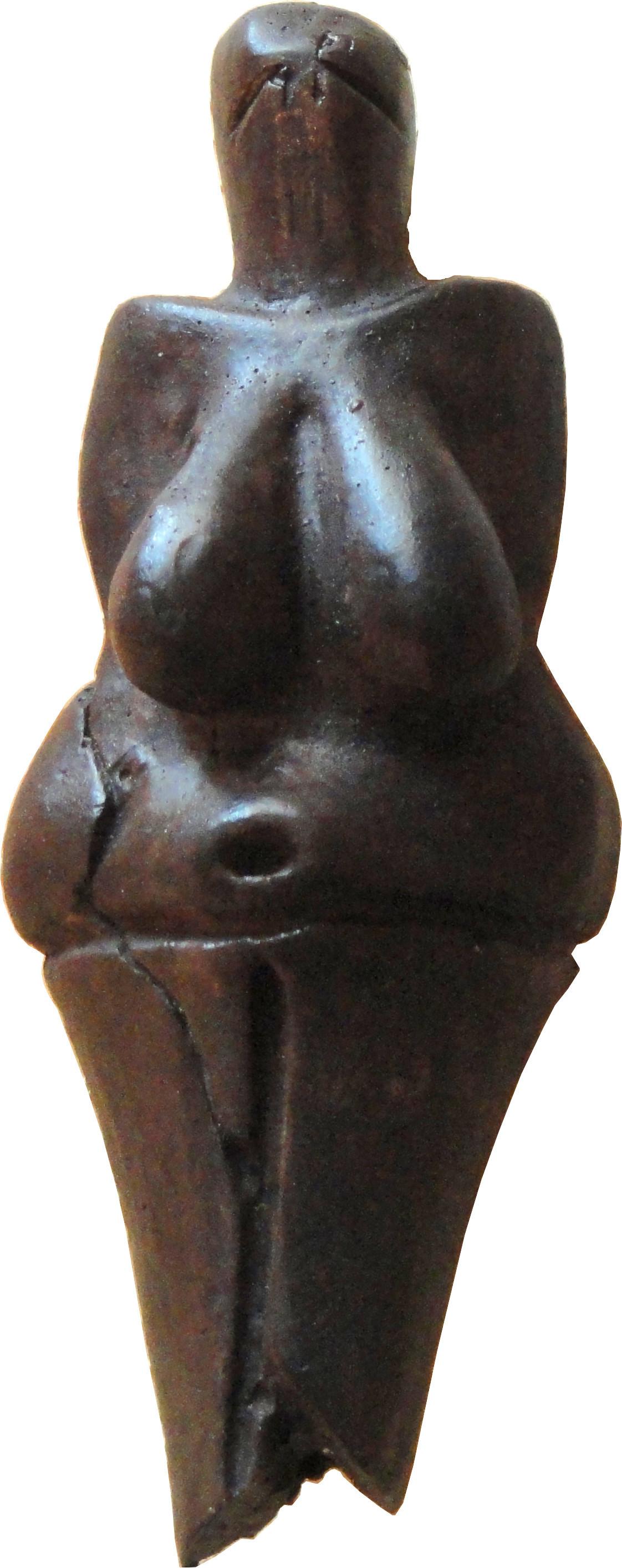 Soška Věstonické Venuše